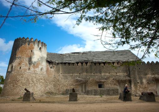 The old fort built by Bwana Mataka, Lamu County, Siyu, Kenya