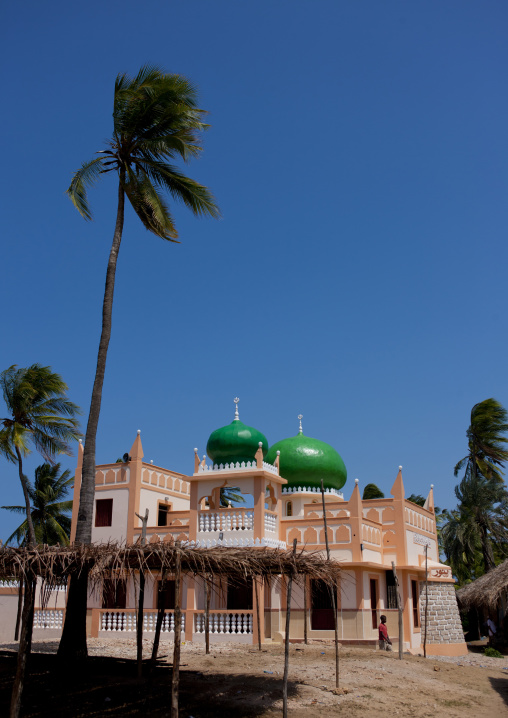 Mosque in pate, Lamu, Kenya