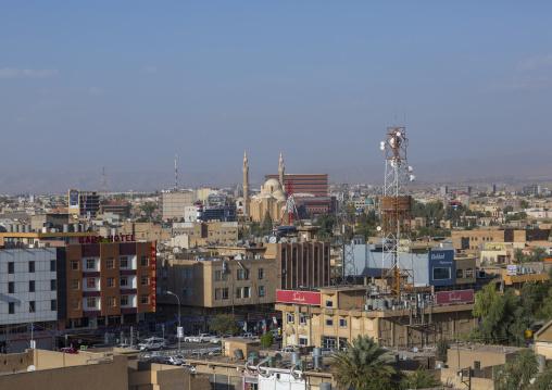 Erbil View, Kurdistan, Iraq