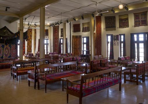 Textile Museum Cafe Inside The Citadel, Erbil, Kurdistan, Iraq
