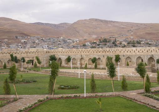Courtyrad Of The Ottoman Fort, Koya, Kurdistan, Iraq