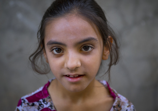 Young Syrian Refugee Girl, Koya, Kurdistan, Iraq