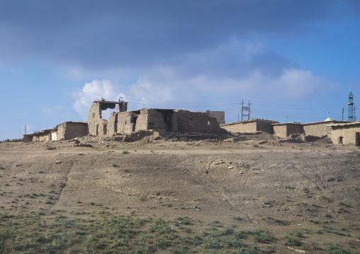 Arab Villages On The Frontline, Duhok, Kurdistan, Iraq