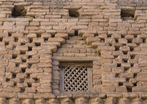 Window Of A House Inside The Citadel, Erbil, Kurdistan, Iraq