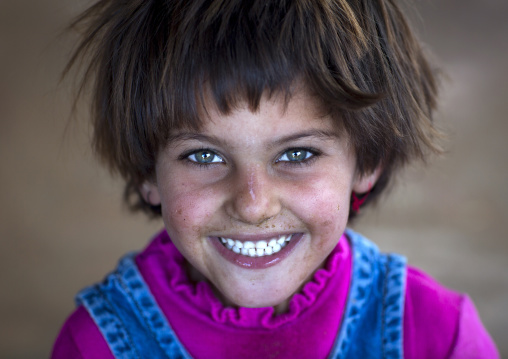 Yazidi Refugee From Sinjar, Duhok, Kurdistan, Iraq