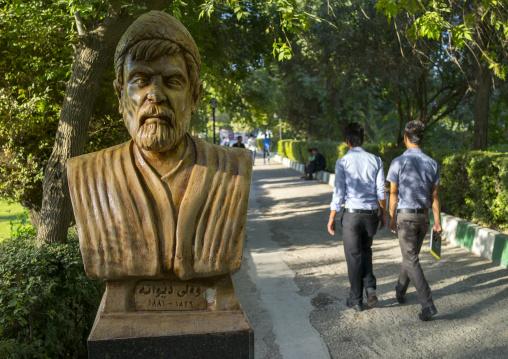 Statue In A Park, Suleymanyah, Kurdistan, Iraq