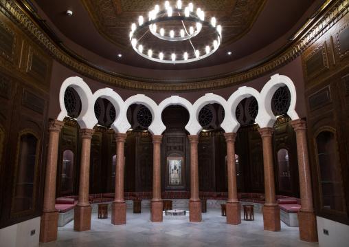 The arab room in Nicolas Sursock museum, Beirut Governorate, Beirut, Lebanon