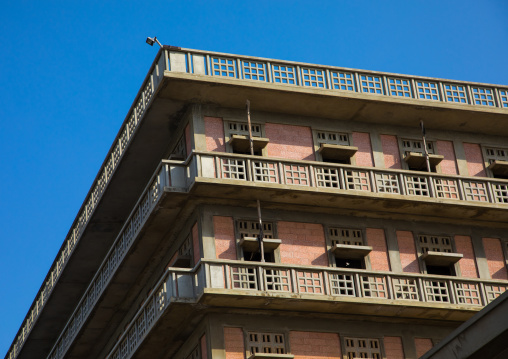 The iconic Saint Georges hotel in Ain Mreisse, Beirut Governorate, Beirut, Lebanon
