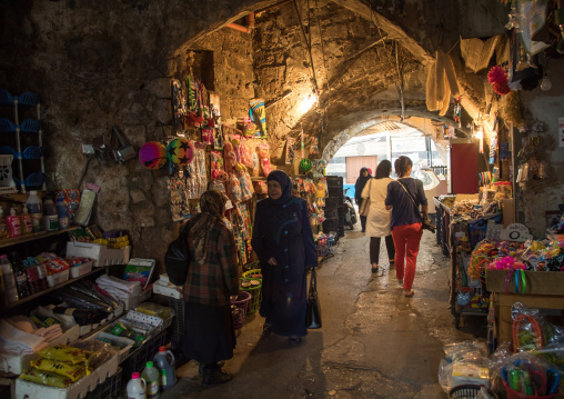 Covered old souk, North Governorate, Tripoli, Lebanon