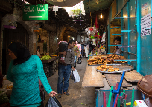 Bakery in the old souk, North Governorate, Tripoli, Lebanon