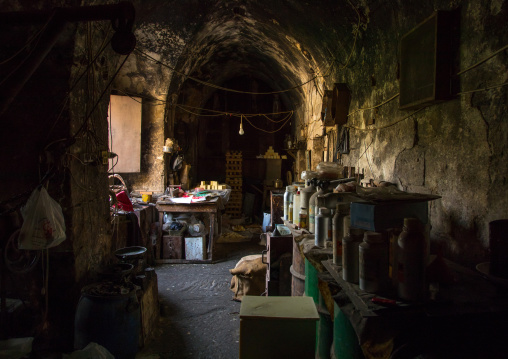 Al Sharkas soap workshop in khan al misriyin, North Governorate, Tripoli, Lebanon