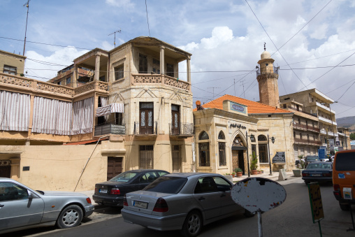 Traditional old building, Beqaa Governorate, Baalbek, Lebanon