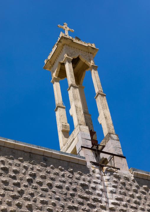 Church in wadi, South Governorate, Jezzine, Lebanon
