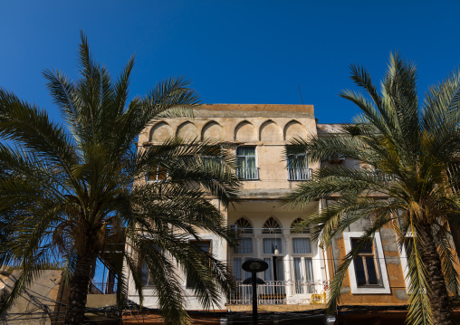 Traditonal house in the old city, South Governorate, Tyre, Lebanon