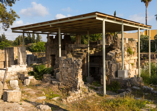 Necropolis of el Bass, South Governorate, Tyre, Lebanon