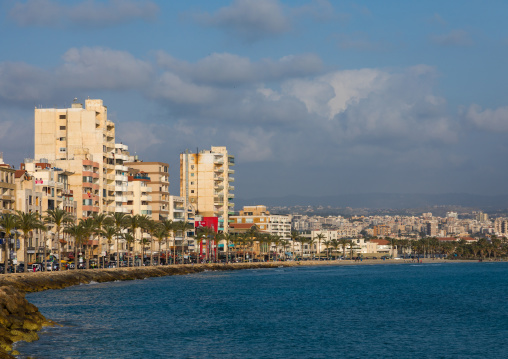Cityscape, South Governorate, Tyre, Lebanon