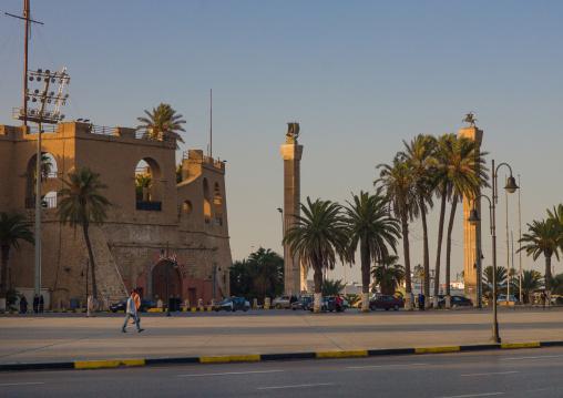 Green square, Tripolitania, Tripoli, Libya