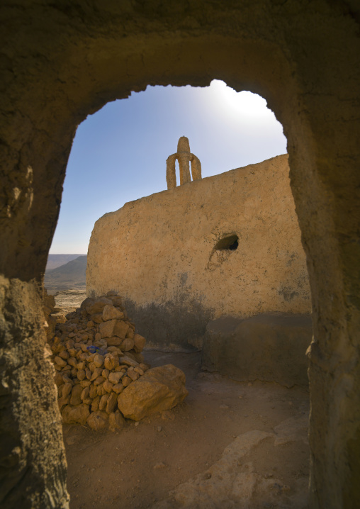 Alala mosque, Tripolitania, Nalut, Libya
