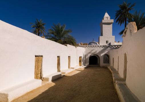 Osman mosque in jarasan street, Tripolitania, Ghadames, Libya