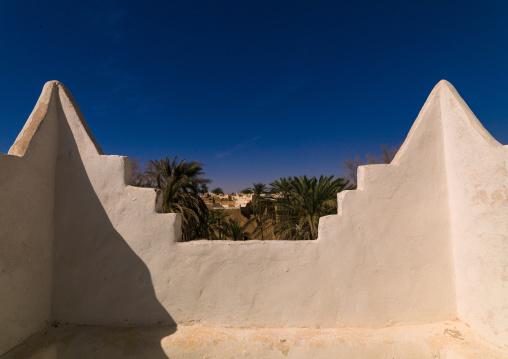 Coranic school, Tripolitania, Ghadames, Libya