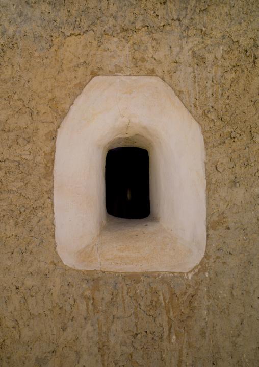 Window in a wall, Tripolitania, Ghadames, Libya