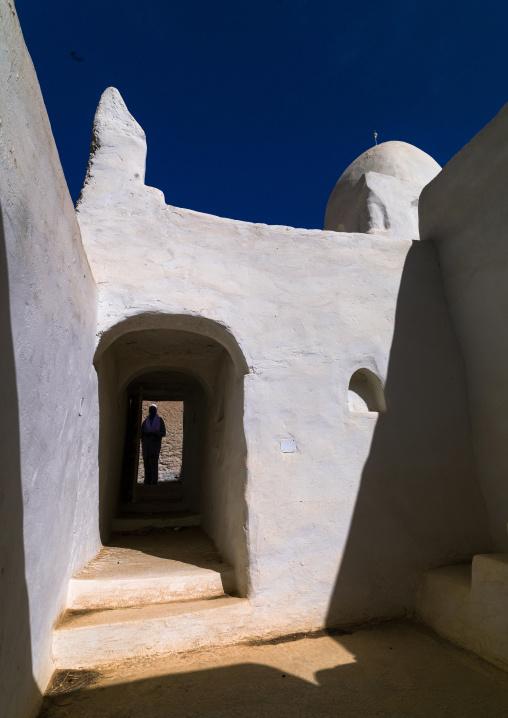 Entrance of an old mosque, Tripolitania, Ghadames, Libya