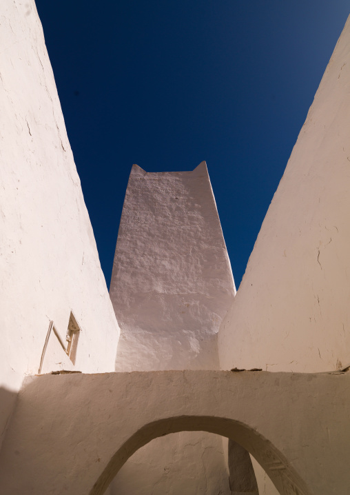 Old berber house, Tripolitania, Ghadames, Libya