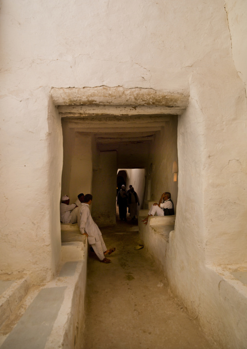 Gate to the old town, Tripolitania, Ghadames, Libya