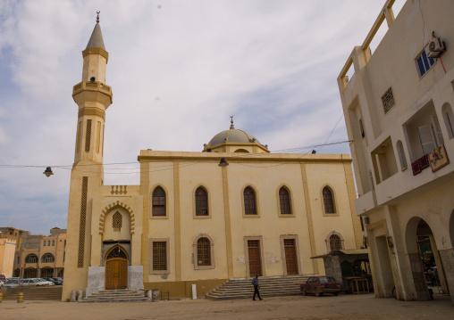 Mosque, Cyrenaica, Benghazi, Libya