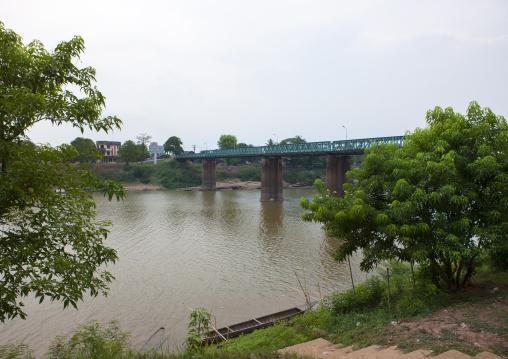 Mekong river, Pakse, Laos