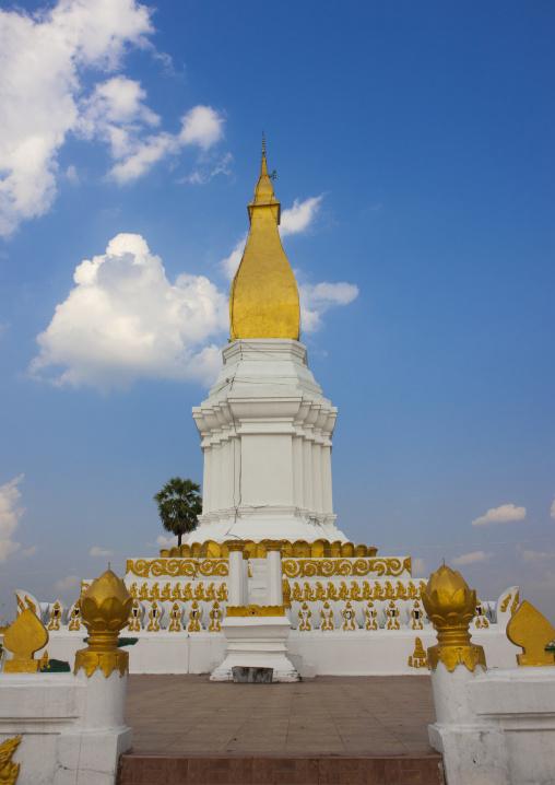 Stupa, Thakhek, Laos