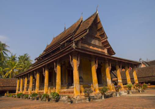 Vat sisaket, Vientiane, Laos