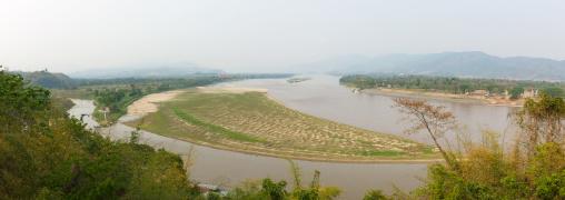 Golden triangle, Houei xay, Laos