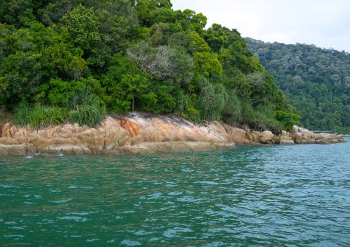 Nan National Park, Penang Island, George Town, Malaysia