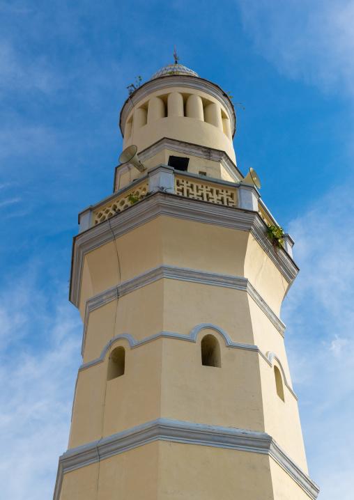 Acheen Street Malay Mosque, Penang Island, George Town, Malaysia