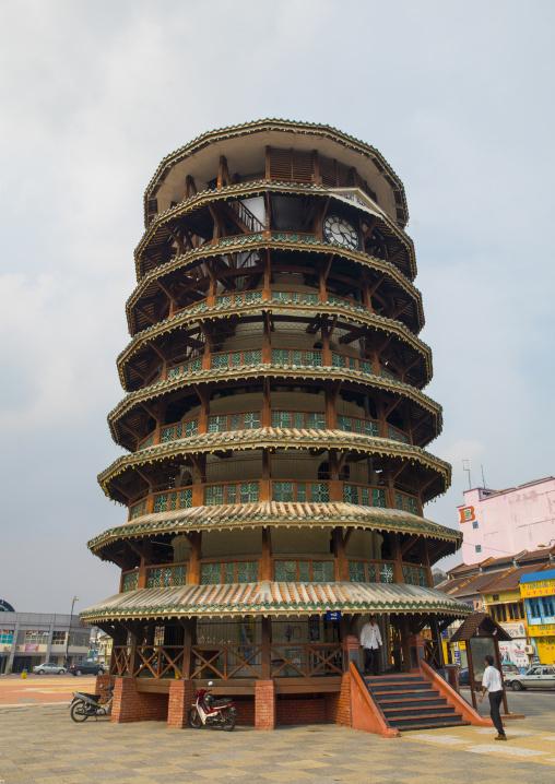 Leaning Tower, Teluk Intan, Malaysia