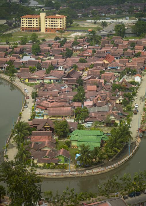 Old Houses, Malacca, Malaysia