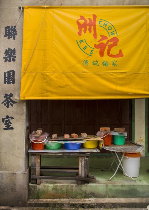 Little Restaurant On The Street, Malacca, Malaysia