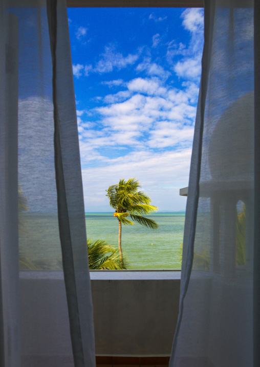View From A Room In Eastern And Oriental Hotel, George Town, Penang, Malaysia