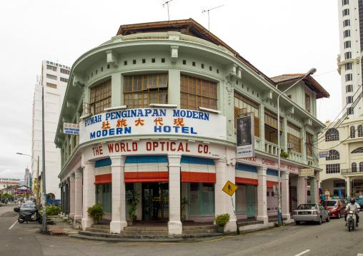 Rumah Penginapan Modern Hotel, George Town, Penang, Malaysia