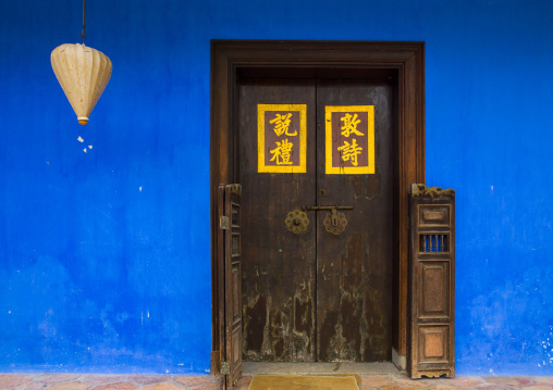 Cheong Fatt Tze Chinese Mansion, George Town, Penang, Malaysia