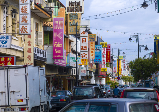 Main Street, George Town, Penang, Malaysia
