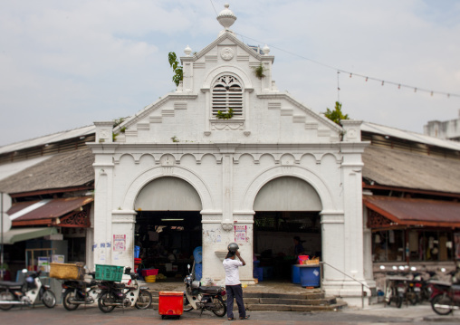 Old Market, George Town, Penang, Malaysia