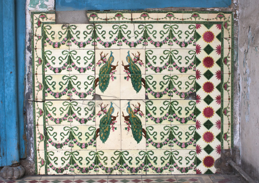 Old Porcelain Decoration, George Town, Penang, Malaysia