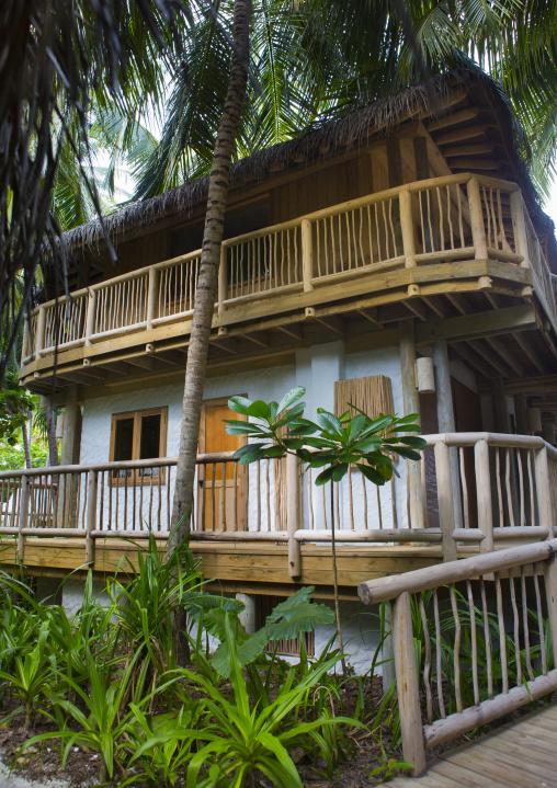The Jungle Reserve In Soneva Fushi Hotel, Baa Atoll, Maldives