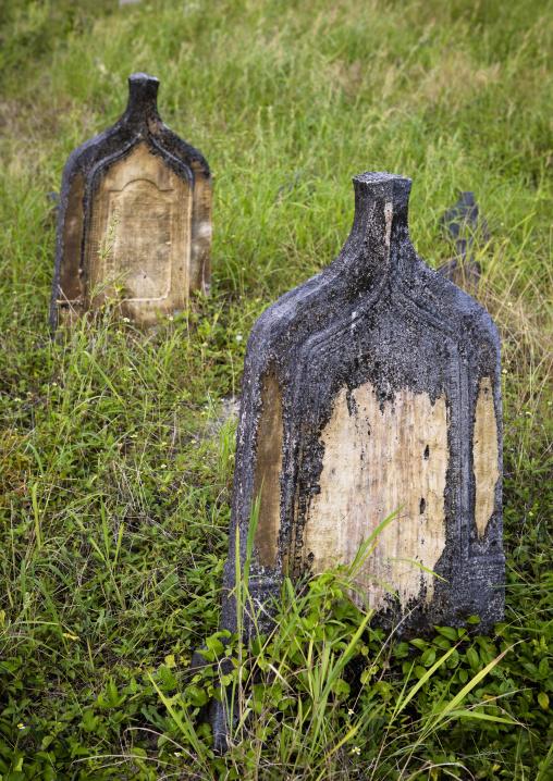 Muslim Cemetery, Eydhafushi, Baa Atoll, Maldives