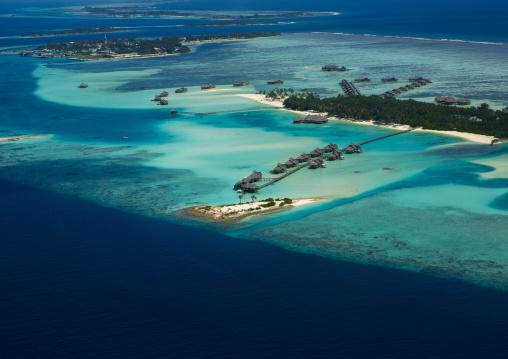 Hotel On An Atoll, Male, Maldives