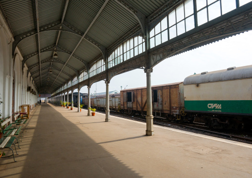 Railway Station, Maputo, Maputo City, Mozambique