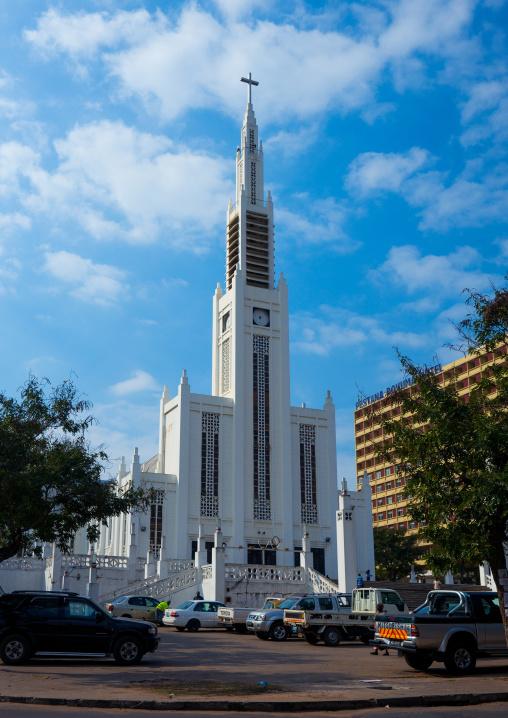 The Cathedral Nossa Senhora Da Conceicao, Maputo, Mozambique