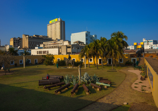 The Old Portuguese Fort, Maputo, Mozambique